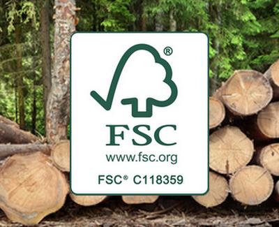 FSC<sup>&#174</sup> groepscertificering